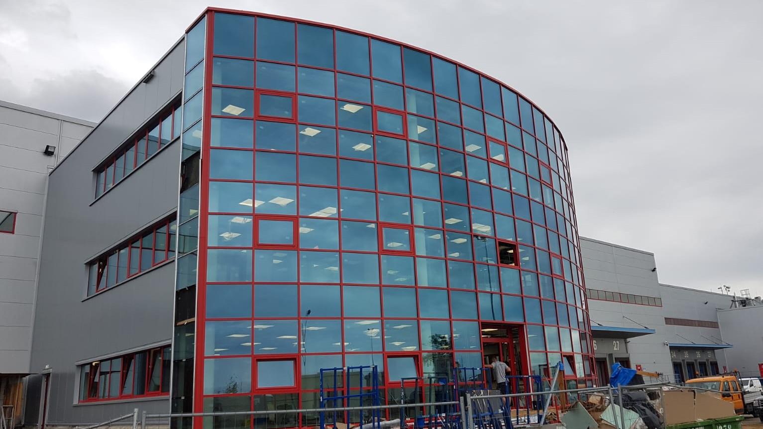 Fassade - Aluminium